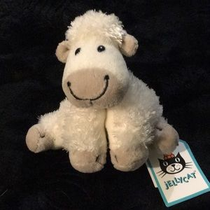 JellyCat mini sheep plush